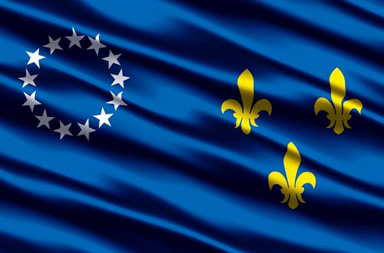 Kentucky state flag, medical clinics