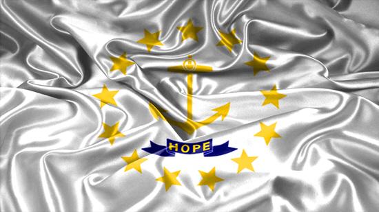 Rhode Island state flag, medical clinics