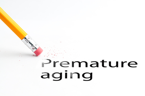 premature aging hgh injections