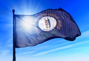 Kentucky state flag medical care 300x205