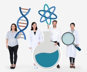 Genetic testing icons 300x246